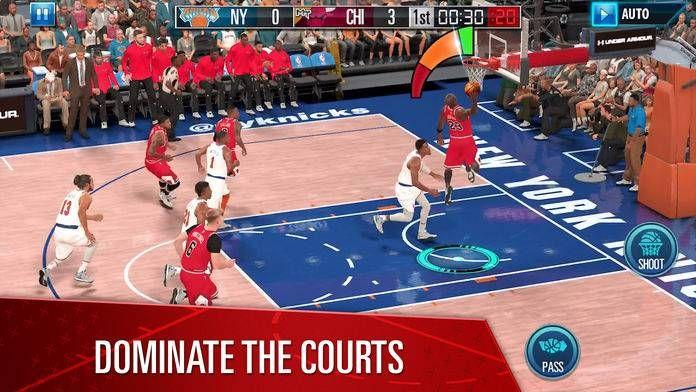 NBA2KMobile手游安卓版图2:
