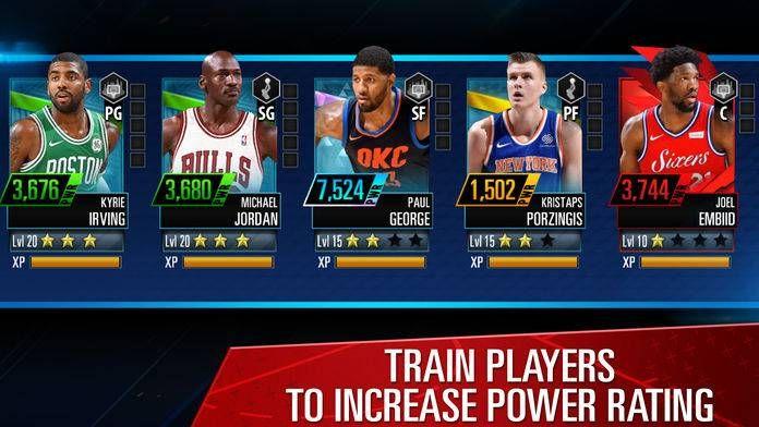 NBA2KMobile手游安卓版图3: