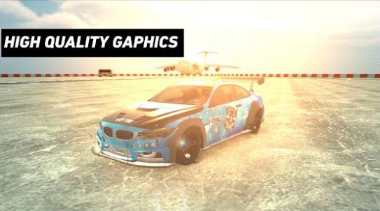 GTR漂移热游戏手机版下载图2: