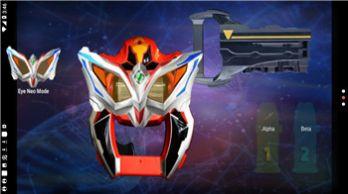 DX奥特曼变身器3游戏中文手机版下载图2:
